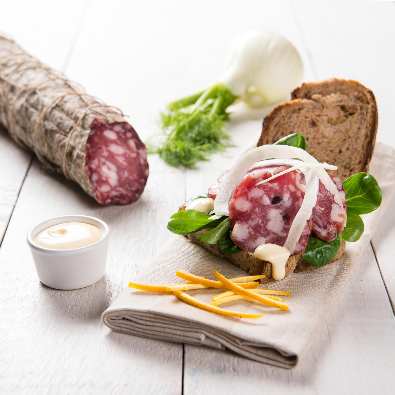 IL CLARINETTO con pane alle olive