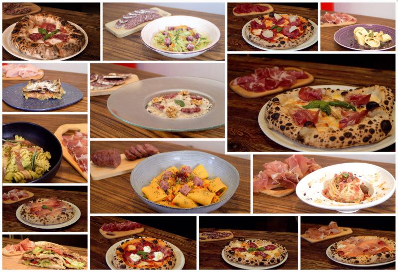 UN GRANDE AMORE ITALIANO | PASTA, PIZZA E SALUMI DOP & IGP